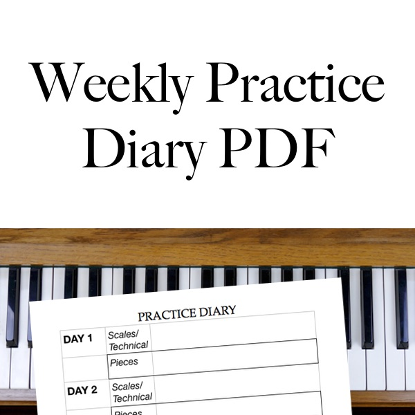 Sharon Bill's FREE DOWNLOAD PDFs to her youtube music lesson